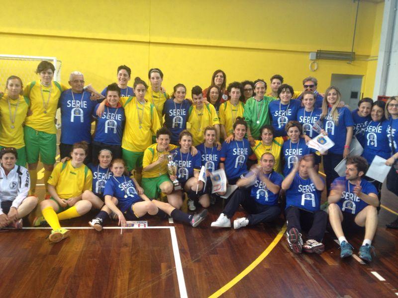 Risultati immagini per Melito Futsal femminile in serie A