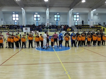 Pregara PC5 Lamezia Soccer