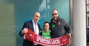 Lo Sporting Locri ufficializza la Beita