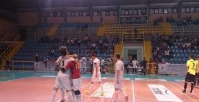 Esonero Ceppi, squadra affidata al duo Toscano-Cimino