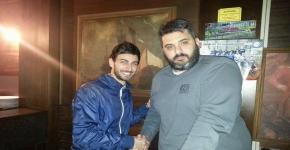 Claudio Iozzino firma con il Lecco C5