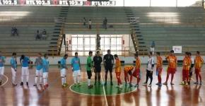 La Five Soccer soccombe alla compagine siciliana