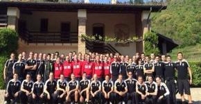 Raduno arbitri CAN 5 a Reggio Calabria