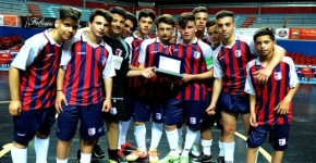 La Vibonese chiude al 6^ posto la final-eight Giovanissimi