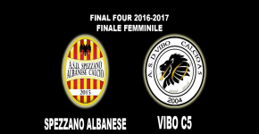Final Four, finale femminile Spezzano - Vibo C5: highlights