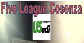 Five League CS - 9^ giornata