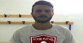 Pestich al Locri Futsal