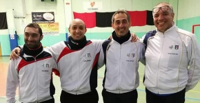 TDR: Le rappresentative calabresi partono per l'Umbria
