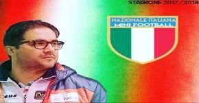 Futsal Polistena, Letterio De Domenico Segretario Generale della Nazionale italiana Mini Football