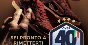 Nasce il primo campionato italiano over 40