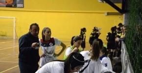 Mister Schiavello allenerà il Futsal Santacroce