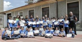 Royal Team Lamezia, grande successo per il progetto 'Baby futsal'