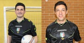 Designazioni arbitrali 3^ giornata - Serie C1 - C2 - Nazionali