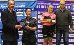 Molinaro e Sansostri apri pista del futsal arbitrale al femminile