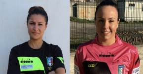 Designazioni arbitrali 4^ giornata - Serie C1 - C2 - Nazionali