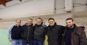 Marco De Marchi entra nello staff tecnico della Casolese