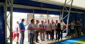 Soccer Montalto, inaugurata la nuova struttura