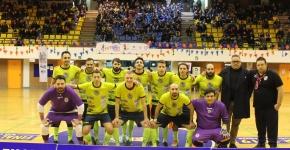 Lo Sporting Limatola sbanca il Pala Milone
