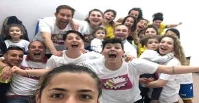 Festa Co.Ros. Futsal, è serie A2!