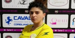 Co.Ros. Futsal ancora più forte: ecco Nina Scicchitano