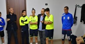 Corigliano-Rossano Futsal, domenica l'esordio in campionato col Mediterraneo