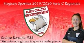 Sangiovannese, Scalise: 'Contro il Dona Five Fasano grinta e passione per conquistare i 3 punti'