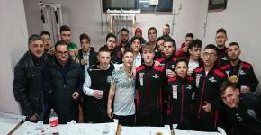 Coppa Italia U19: Cataforio, vittoria sul Futsal Polistena e passaggio del turno