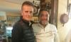 Mr Arcuri firma per la Costa del Lione