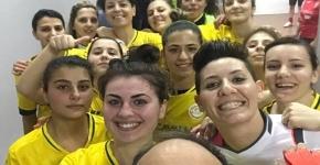 Co.Ros. Futsal, poker di vittorie e vetta solitaria