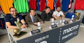 (VIDEO) Presentata a Bovalino l'XI Edizione di 'Noi del Calcio a 5'