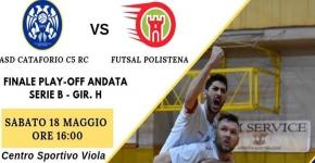 Cataforio, tutto pronto per il 'Derby della Città Metropolitana' col Futsal Polistena