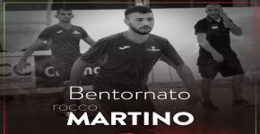 Rocco Martino torna al Futsal Polistena