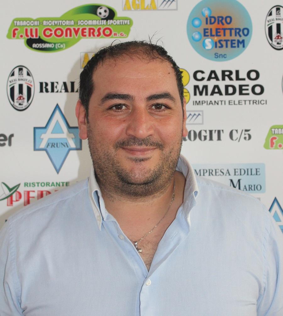 Converso Gianluca presidente Real Rogit