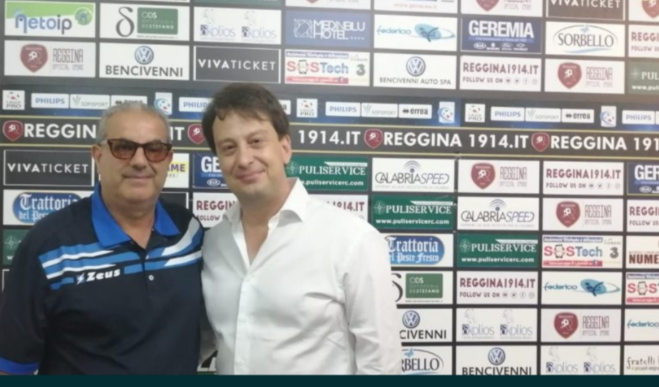 Mimmo Ferrara e Luca Gallo