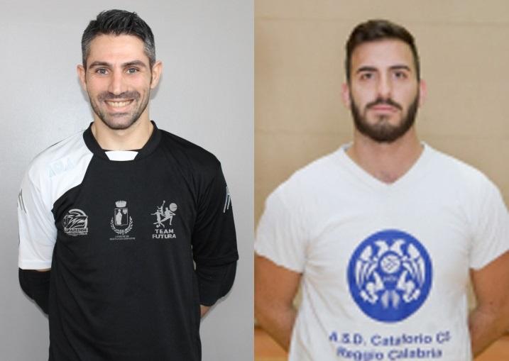 Martino Antonino e Parisi Gianluca