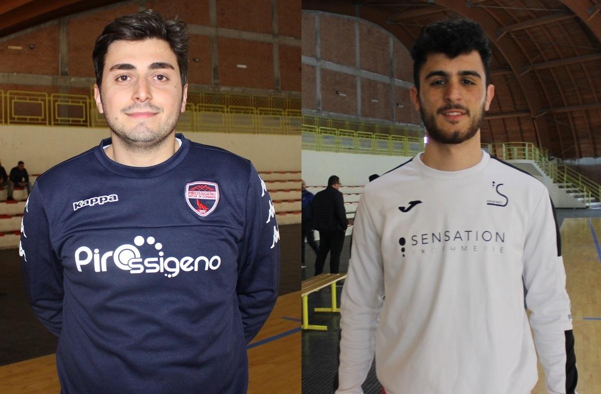 Galiano Marco e Simari Marcello