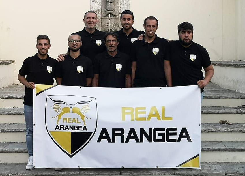 Staff Societario Real Arangea
