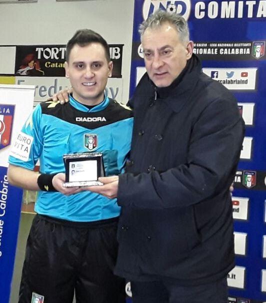 Carbone Francesco premiato