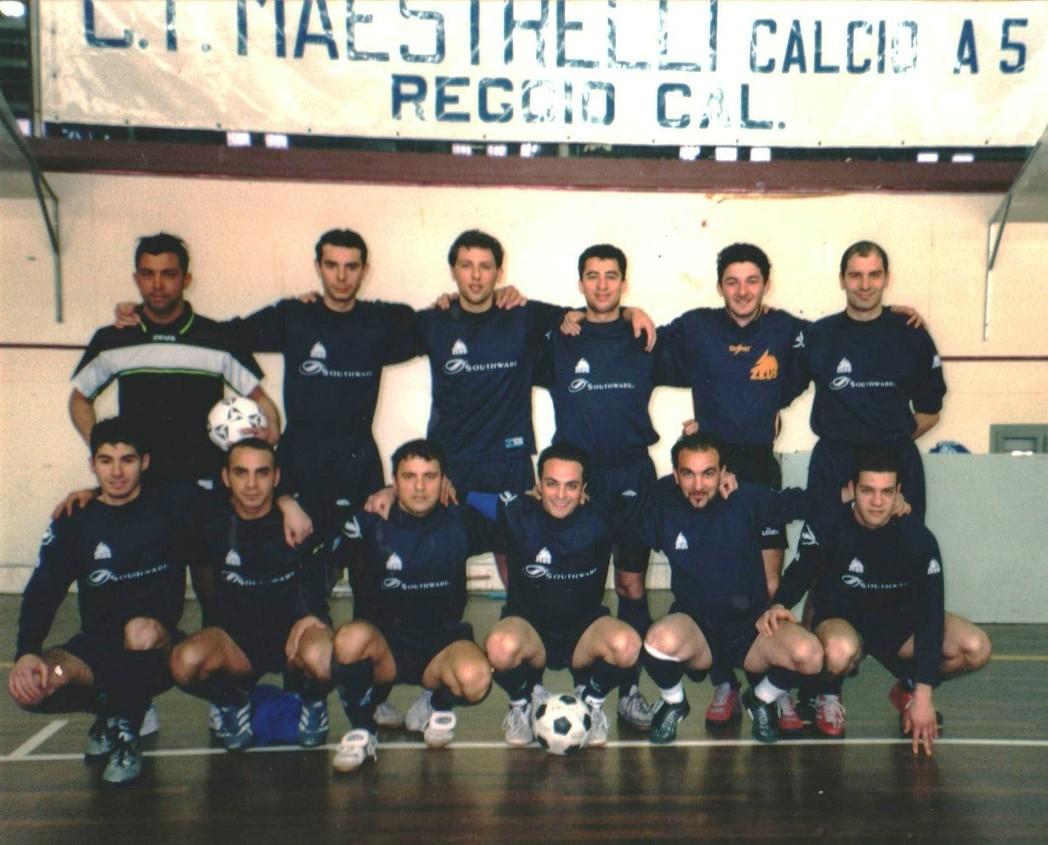 MAESTRELLI 2002 2003