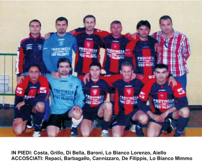 MIMMO POLISTENA 2004 2005