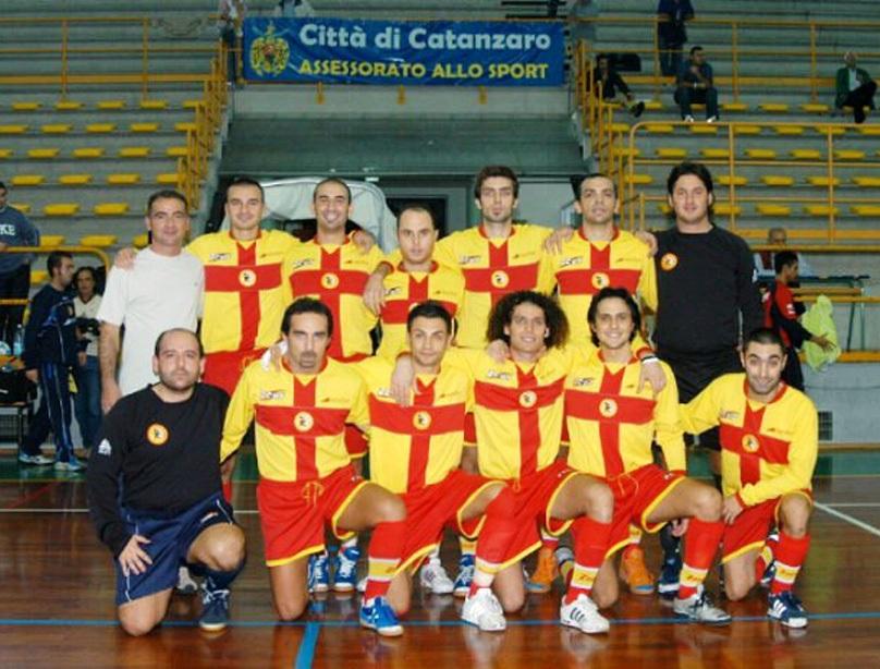 CATANZARO C5 2005-2006