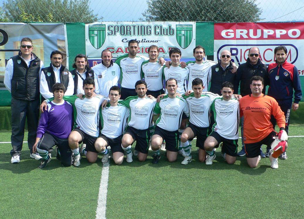 SPORTING CLUB CORIGLIANO