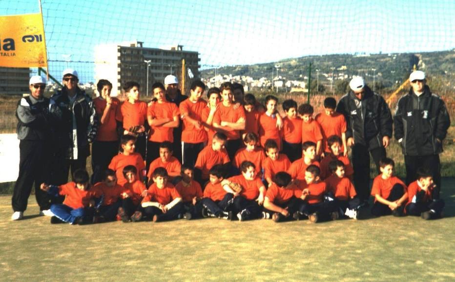MAESTRELLI scuola calcio 1999