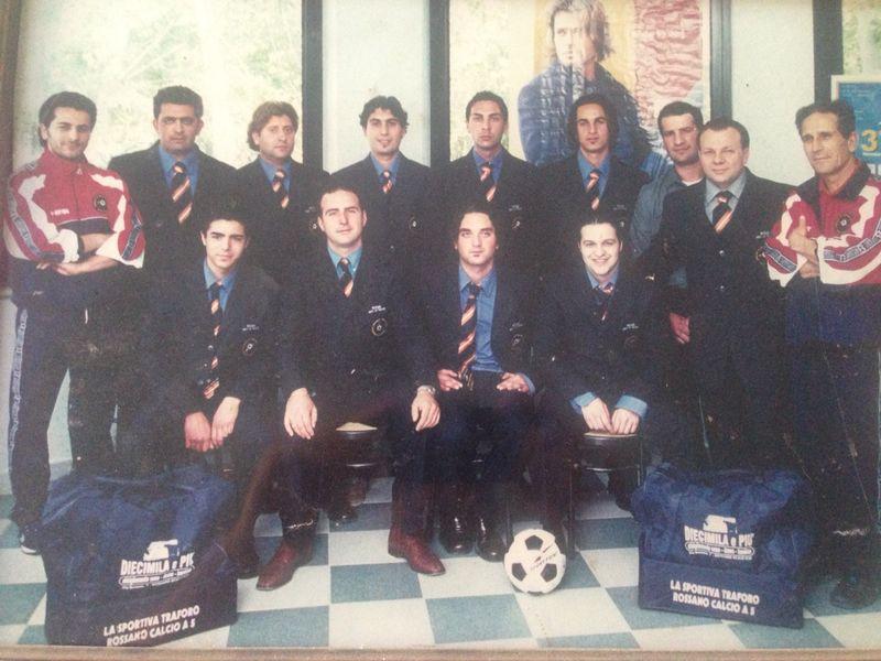 TRAFORO 1997 1998